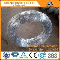 High quality Electro Galvanized Binding wire China Supplier