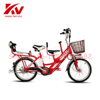 Kavaki 2017 hot family carry children Electric 2 wheel Cargo Bike/Cargo tricycle
