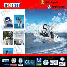 High Quality Fiberglass Luxury Yacht with Low Price