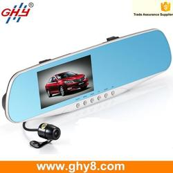 A20 Dual Lens FHD 1080p Parking Monitor Super Night Vision Rear View Camera For Cars