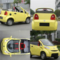 3 seat mini car eOne-S03 48V/4KW L6e EEC homologated mini electric passenger car,middle hand drive