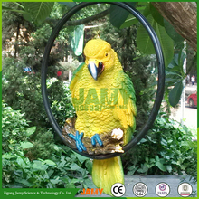 Custom Simulation Animatronic Parrot for Dispaly