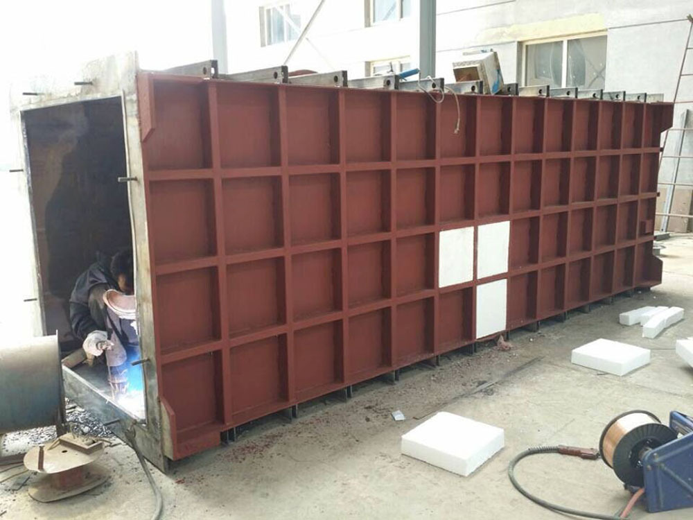 DX-10.0III-DX Solid wood door drying kiln, solid wood door making, solid wood floor dryer machine