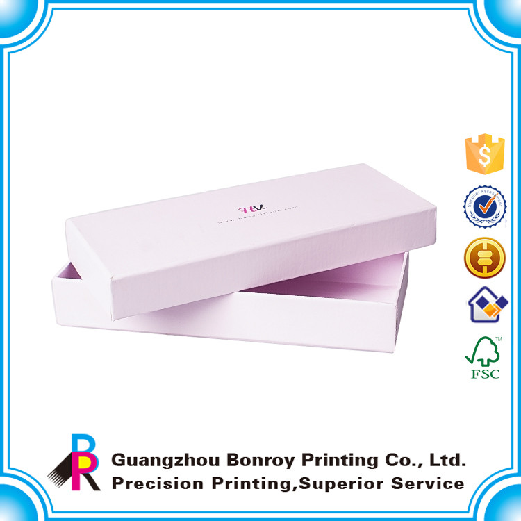 Alibaba Guangzhou factory romantic custom paper jewelry boxes