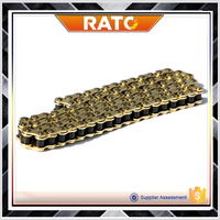 Motorcycle roller chain roller chain wheel extended motorcycle chain
