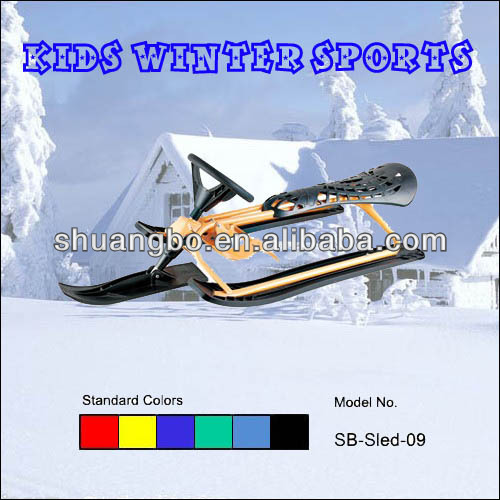 TUV Marked Adult and Kids Snow Scooter for Promotion