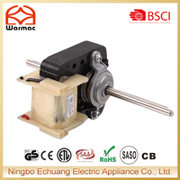 China Wholesale Market new design ac shaded pole motor with pump assembly