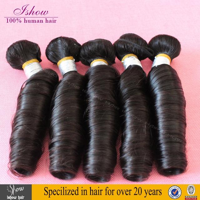 Virgin Indian Brazilian Cambodian ISHOW Cheap 7a 6a 5a Grade 100% Raw Unprocessed Wholesale Virgin Malaysian Hair
