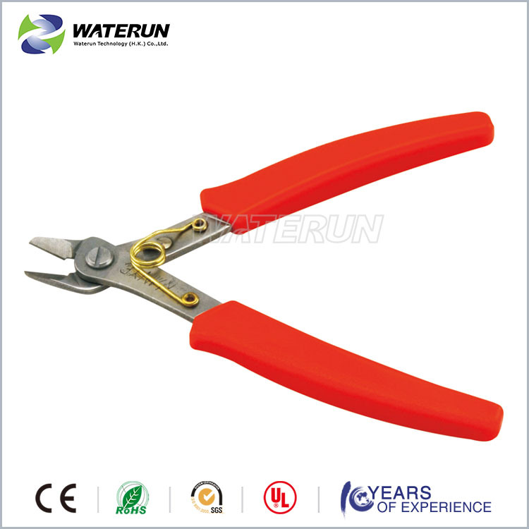 3 peaks flush stainless steel cutting pliers