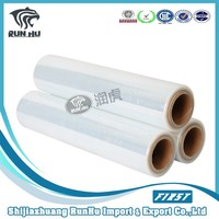 alibaba lldpe stretch packaging film, pe film stretch packaging, warp packaging film