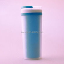 Beautiful plastic sport bottle cup for hiking/climbing