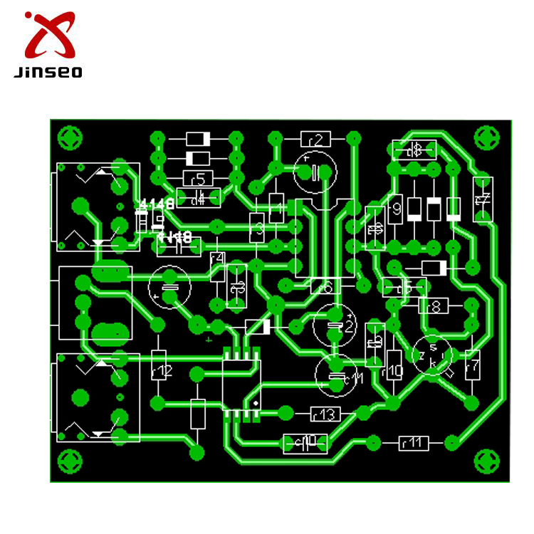 Quick turn control board electric pcba circuit design