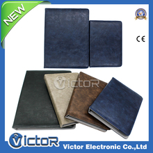 Unique pu leather tablet case flip leather case for iPad 3 for iPad mini 4