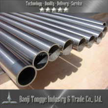 Factory directly astm b338 gr2 titanium tube price