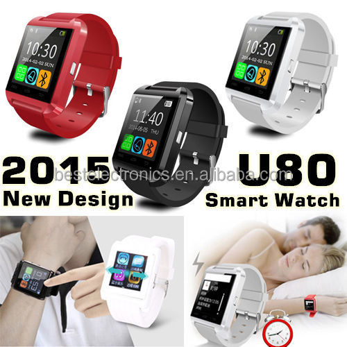 Factory directly sales U8 Bluetooth Smart Watch Wrist watch For phone