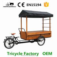 street caffe trike 3 wheeler for food and coffee price