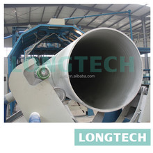 Fiberglas reinforced plastic winding pipe machine
