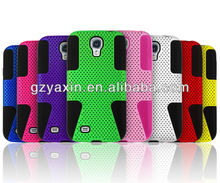 New custom silicone case for samsung galaxy s4 i9500,rock hard case for samsung galaxy s4 i9500