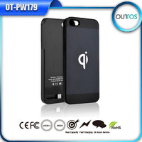 High quality external backup battery charger case for iphone 5
