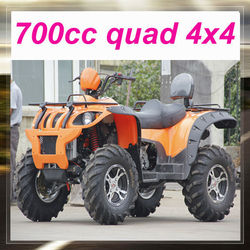 High quality new 700cc quad 4x4