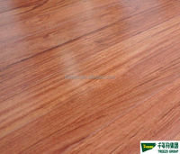 smooth Jatoba Brazilian Cherry engineered wood flooring