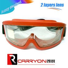 Guangzhou OEM ODM custom color military goggles hot sale outdoor game tactical goggles