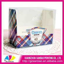 Custom Printed cake and macaron boxes, food packing supplier with high quality