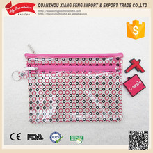 Manufacturer supply a4 size paper folder pouch case packing