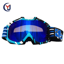 Wholesale top brand design sports racing Water transfer print frame snowboarding goggles
