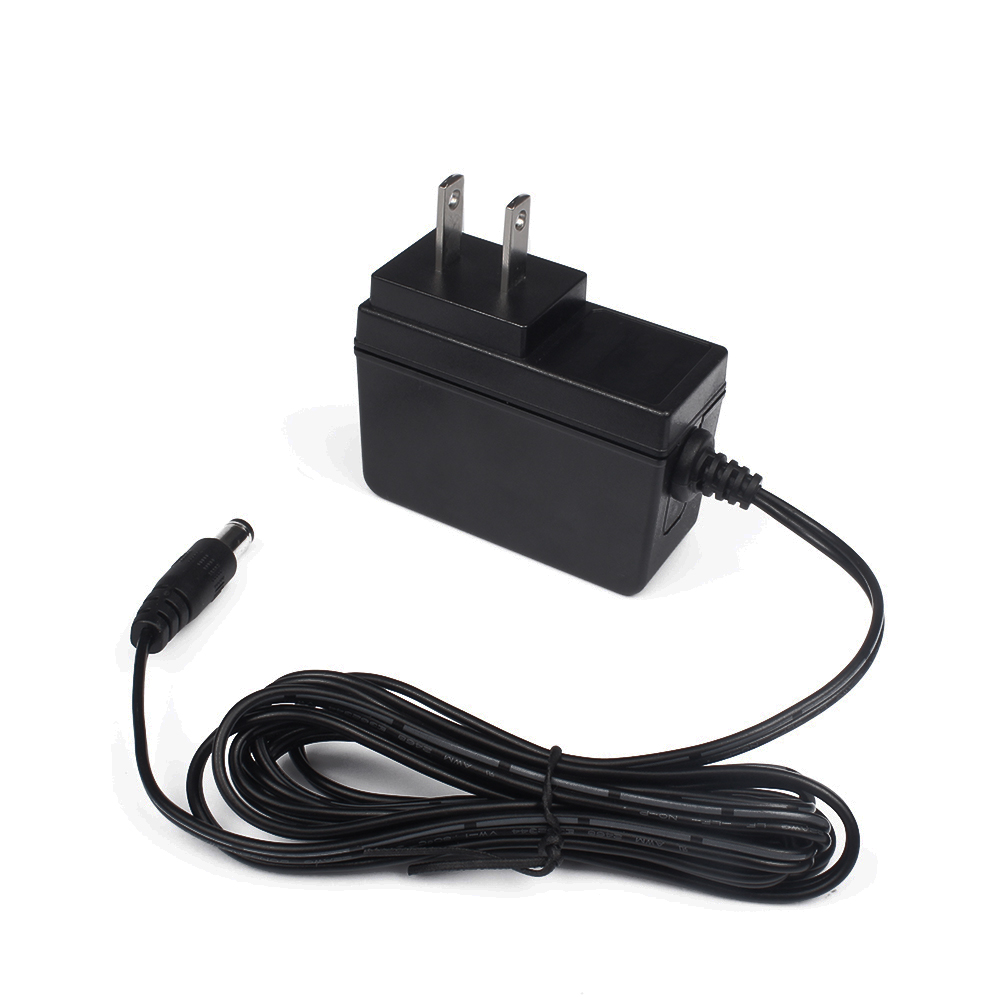UL listed 1310 class 2 standard 12w wall plug adaptor ac dc 12v 1a cctv monitoring power adapter