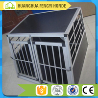 According To Customer Needs Fiberglass Aluminum Dog Cage