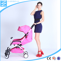 Factory direct anti-uv five points safety belt baby trolley Buggy board