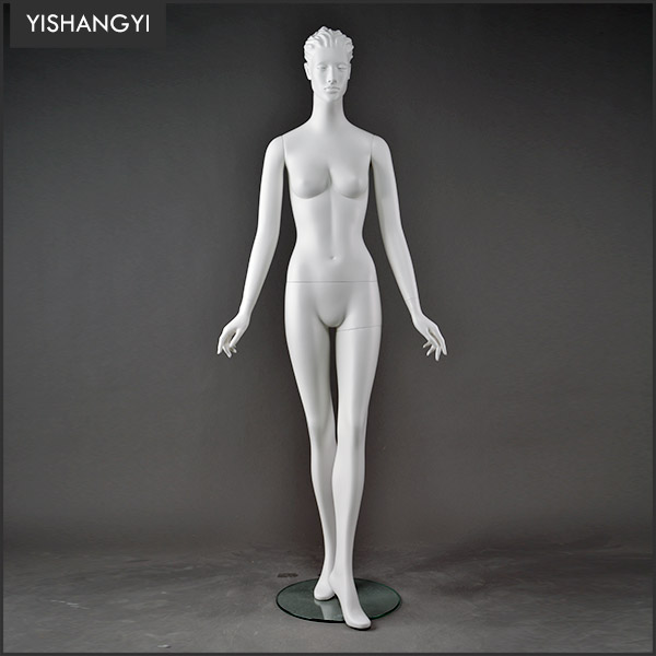 high quality homme store display nude female mannequin with breast