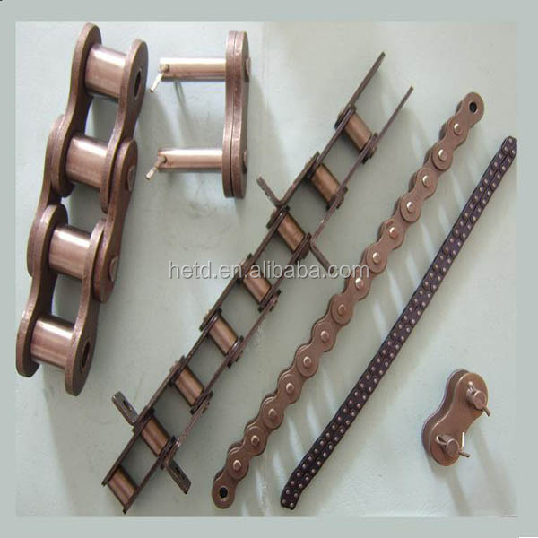 HETD brand Steel Stainless Steel Roller Chains Sprocket Chain