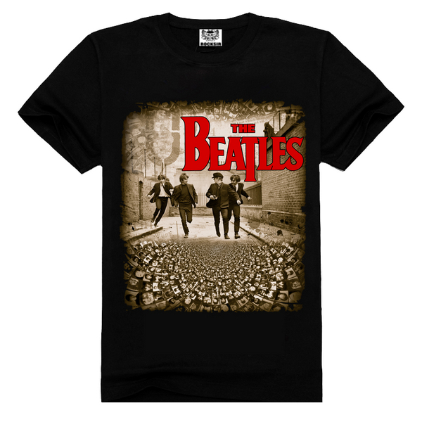 The Beatles t shirts,wholesale t-shirt printing,t-shirt printing