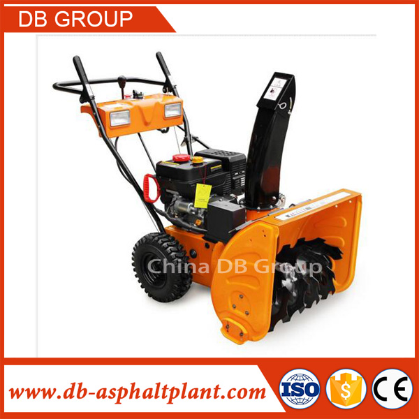 famaliy use mini snow cleaning sweeper machine
