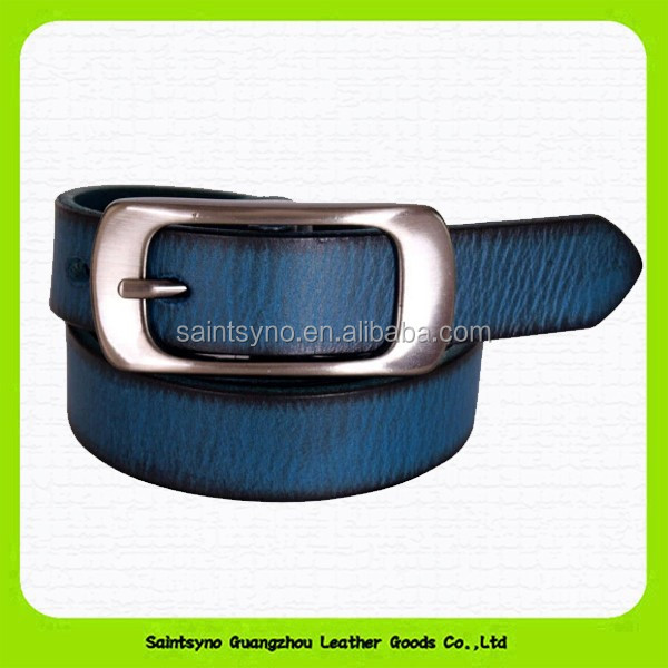 Genuine Leather Designer Belt Name Brand Leather Belts 15194