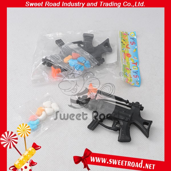 Beautiful Package New Design Gun Toy Candy