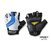 Spakct Gel Bike Half Finger Cycling Gloves Fingerless Short Riding Gloves CSG202