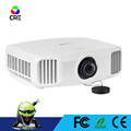 CRE X8000 1920*1200 3Lcd 3D 3Led Wifi Full Hd home Projector