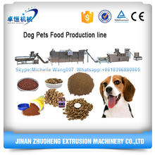Professional supplier for dry pet food processing plant