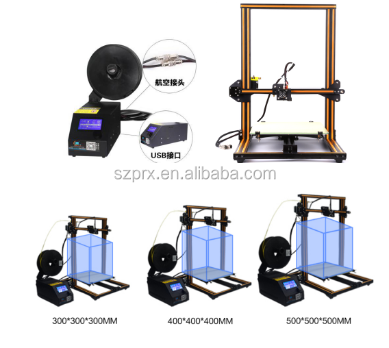 Supply hot sell Creality 3D printer CR-10