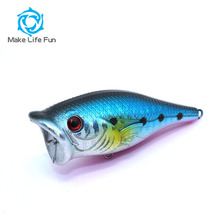 Cheap Freshwater Fishing Lures Topwater Popper Bass Fishing