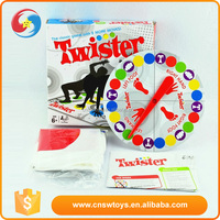 Kid Educational twister game toy