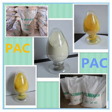 30% POLYALUMINUIM CHLORIDE (PAC) FOR DRINKING WATER TREATMENT