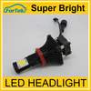 high power led lighting auto parts CR*EE 30w 3000LM H7 H8 9006 for cars 12v car head led lights