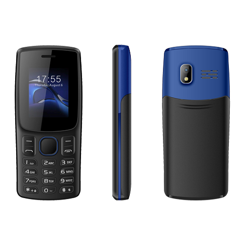 unique design 1.8 inch screen dual sim feature phone