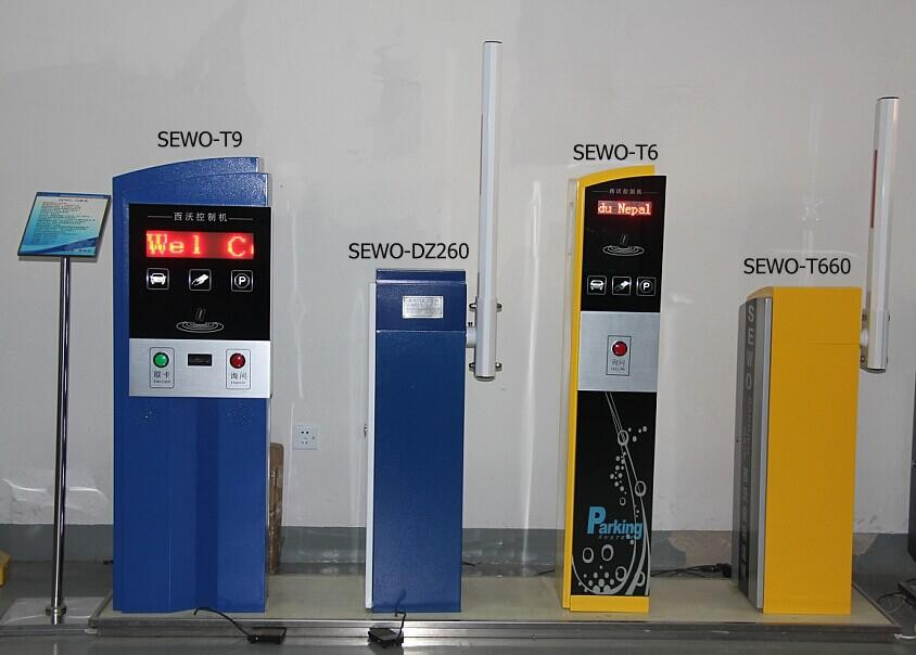 RFID Based Full Automated Payment Parking lot Vehicle control system