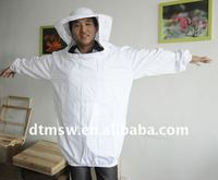 cotton bee keeping protective suit