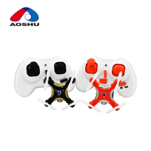 Remote control 4CH mini three flight speed mode toy drone with 0.3MP camera